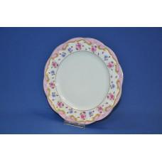тарелка обеденная 23см.круг. розы