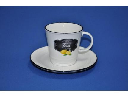 пара чайная 300 мл Kitchen basic