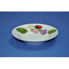 тарелка глубокая 200 мм (1/20) (королева цветов)